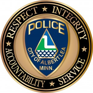 Albert Lea Police Dept Coin Minnesota - side 2