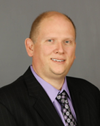 Photo of City manager Ian Rigg